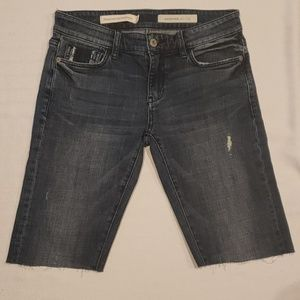 Anthropologie Cut off Shorts